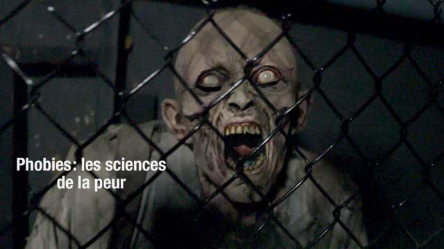 Phobies : Les sciences de la peur