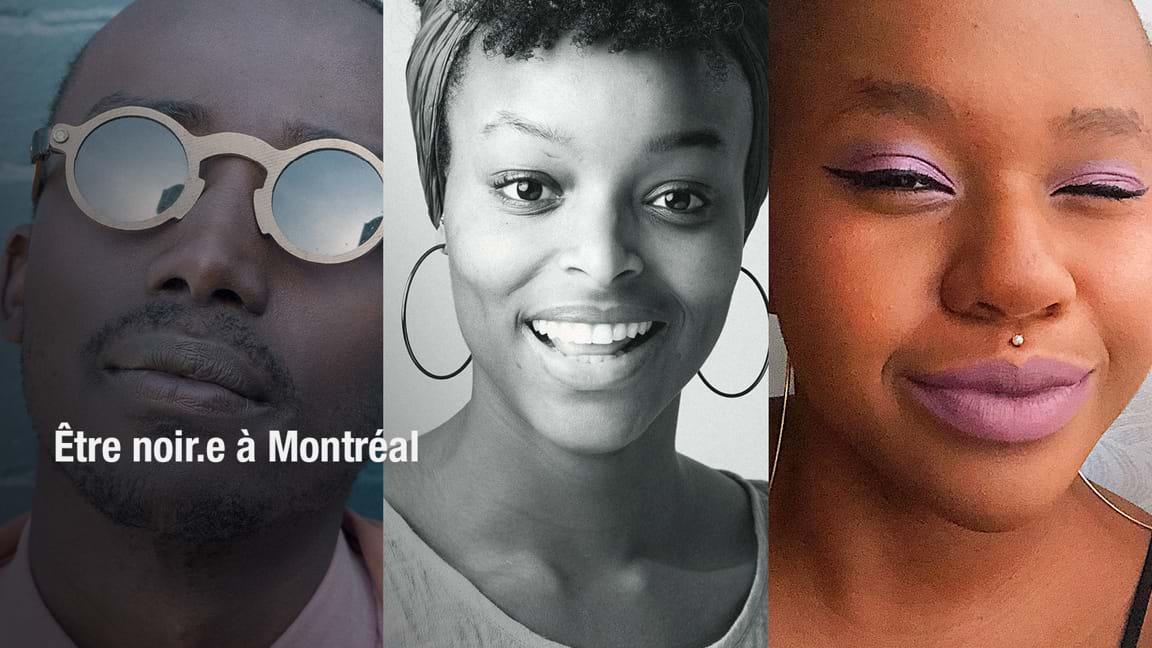 Être noir. e à Montréal