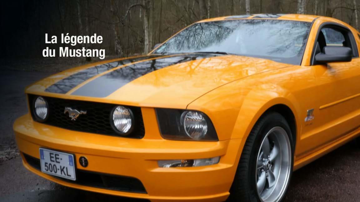 La légende du Mustang