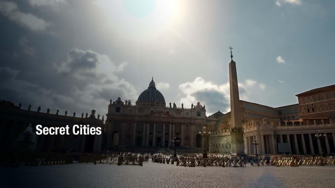 Les secrets des villes
