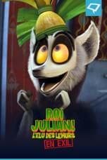 Roi Julian ! L'Élu des lémurs en exil
