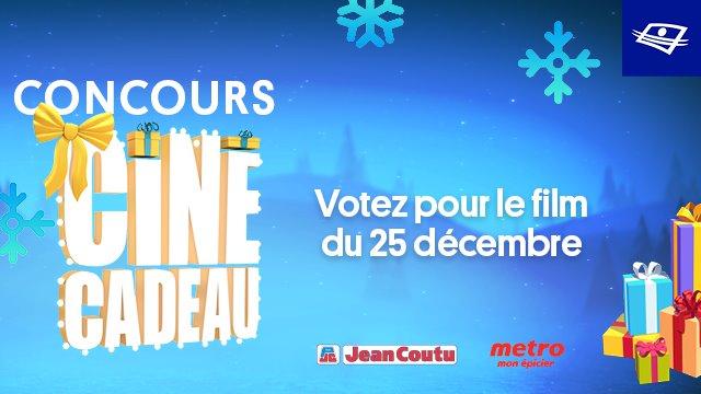 Concours Ciné-cadeau