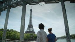 Cap sur Paris : Anicet et Anne-Virginie croisent d'autres mordus de miel? !'