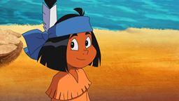 Yakari est un tout jeune indien sioux qui rêve d'égaler les exploits des hommes de sa tribu. Il est'