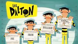 Boing, boing, font les Dalton'