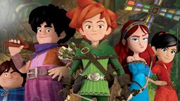 Robin et Excalibur'