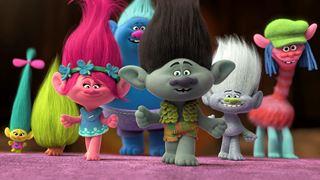 Les aventures amusantes de petits trolls