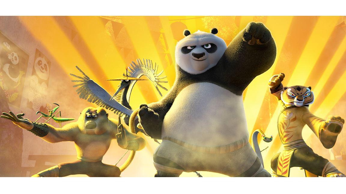 Le plus maladroit des pandas est de retour dans de nouvelles péripéties!