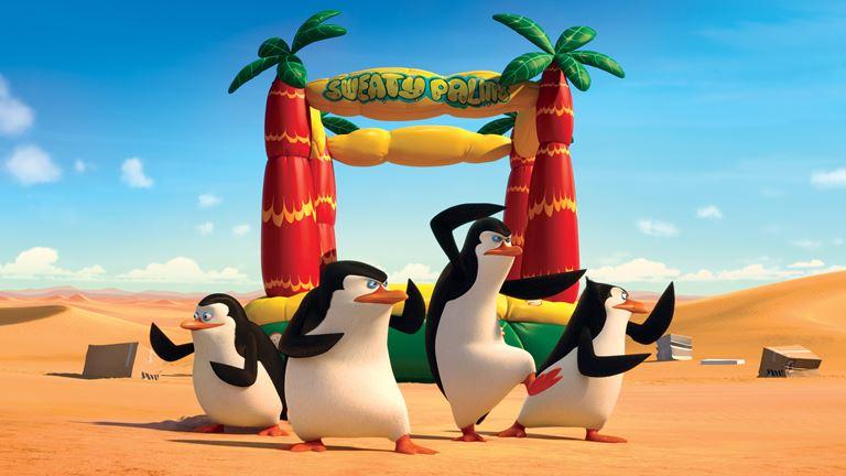 Les pingouins les plus malins sont de retour!