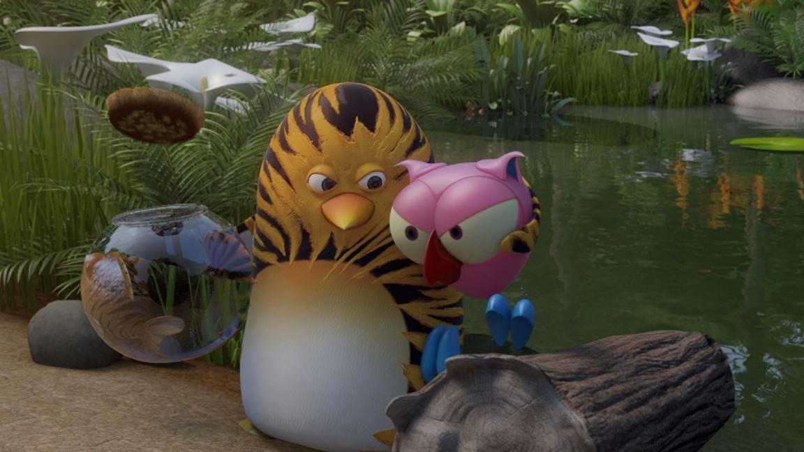 Pour la première fois, La Chouette rencontre les As de la Jungle!