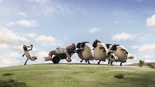 Une animation burlesque à l'humour très britannique