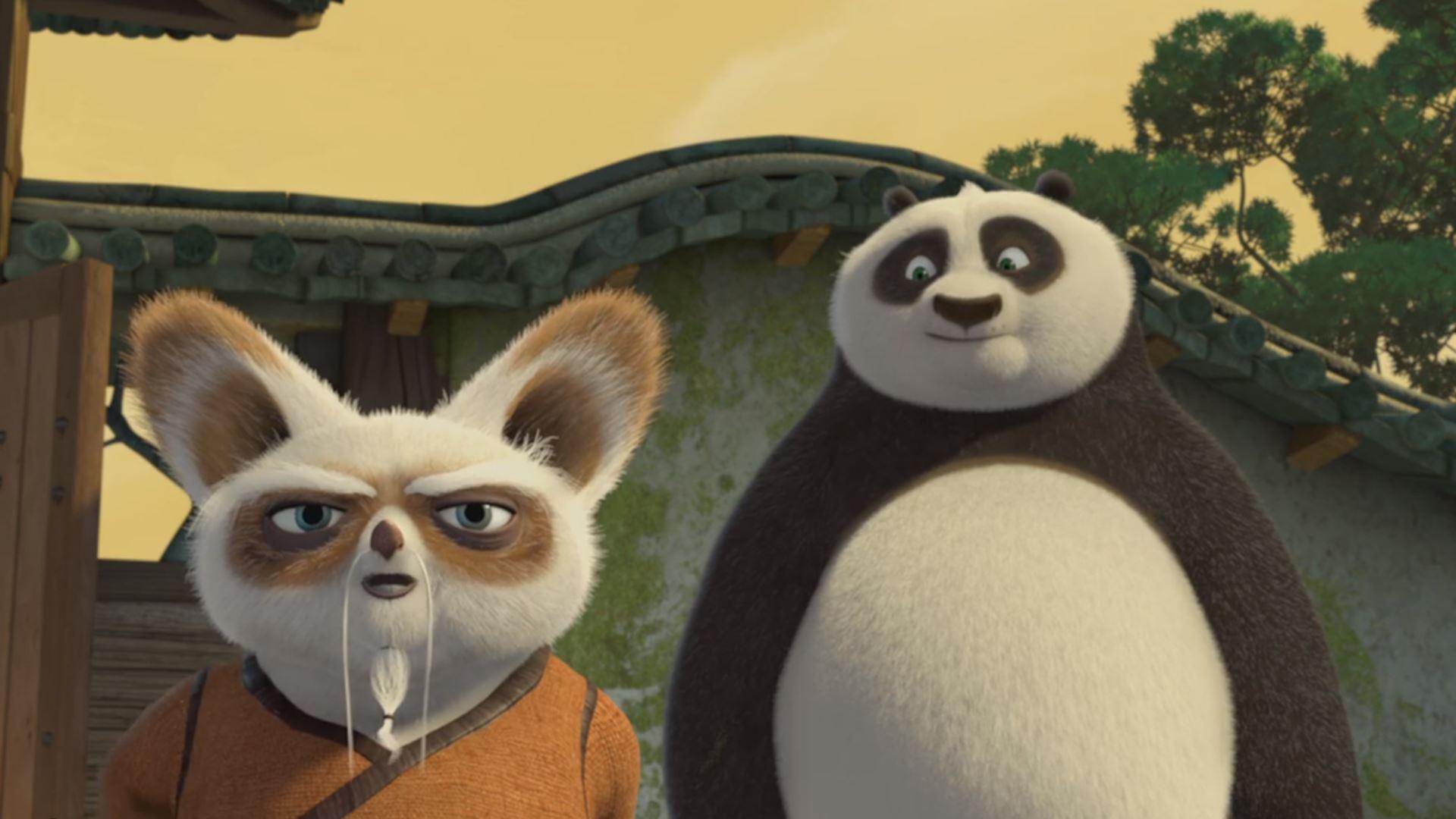Kung fu panda les secrets des cinq cyclones cin ma t l qu bec - Les 5 cyclones ...