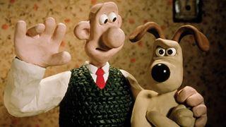 Wallace et Gromit sur la Lune!