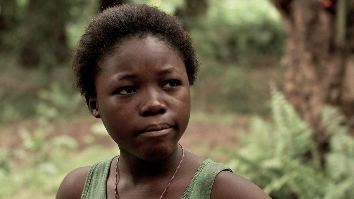 L'espoir et la rédemption d'une enfant-soldate