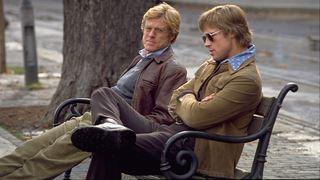 Haletant thriller politique avec Robert Redford et Brad Pitt