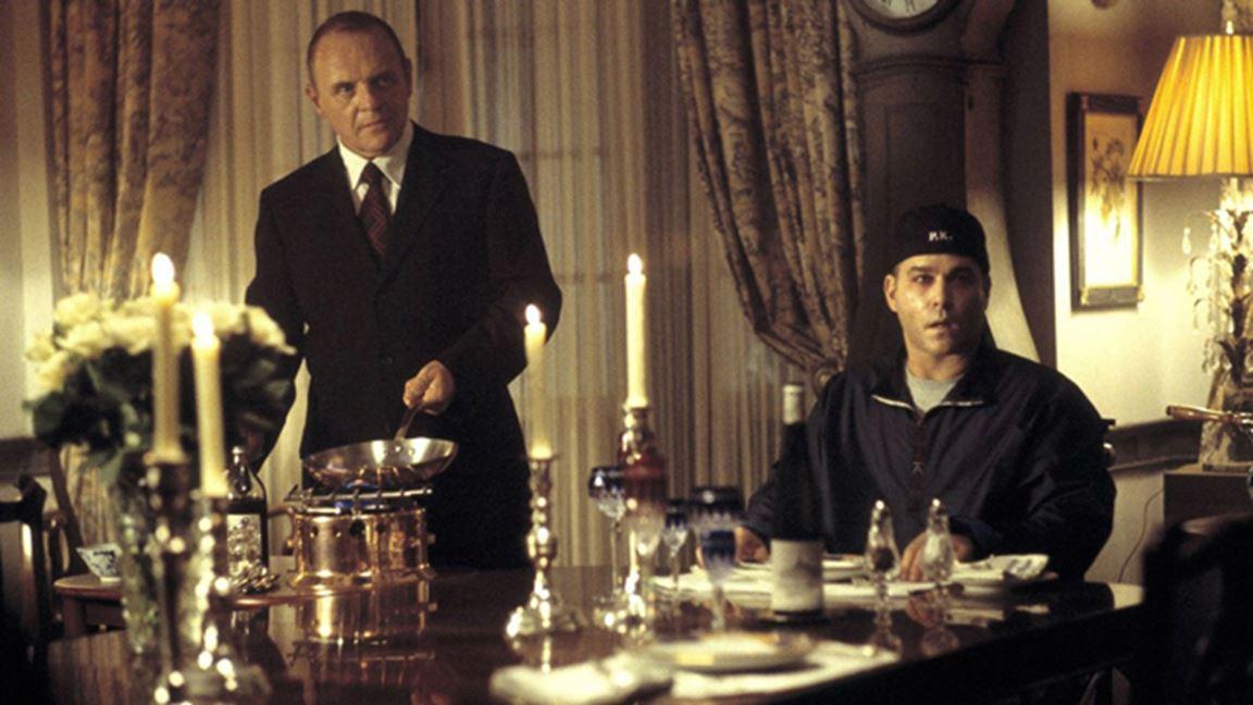 Le retour du tueur en série : Hannibal Lecter.