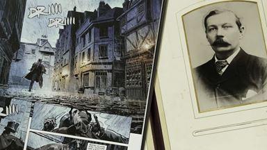 Sherlock Holmes contre Conan Doyle