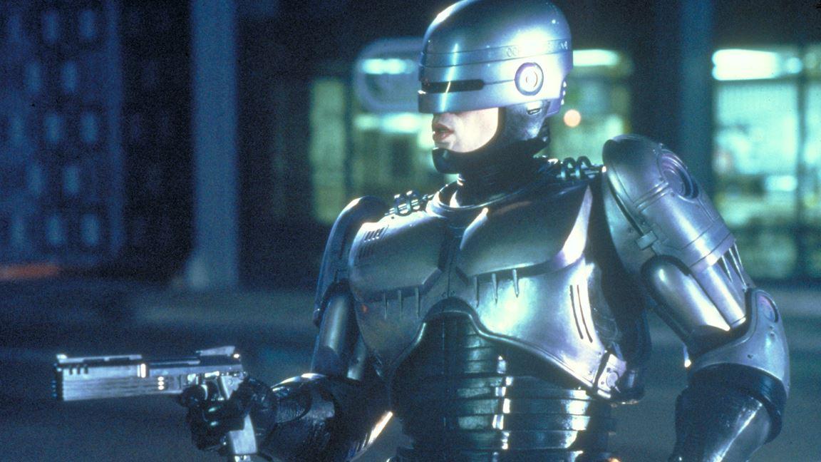 Le corps policier du 21e siècle… tel qu'imaginé en 1987!