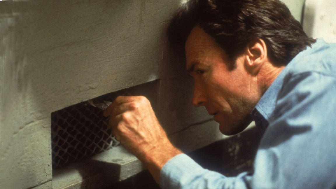 Clint Eastwood passe les murailles de l'invincible forteresse