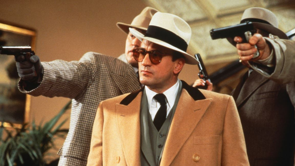 Eliot Ness contre Al Capone…