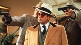 Eliot Ness contre Al Capone…