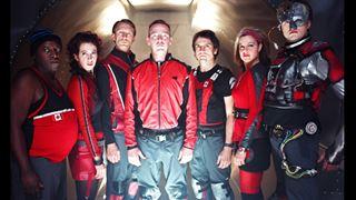 Le légendaire équipage du Romano Fafard à la rescousse de l'humanité!