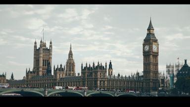 Les chemins cachés de Londres
