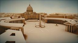 La basilique Saint-Pierre : un ouvrage titanesque'