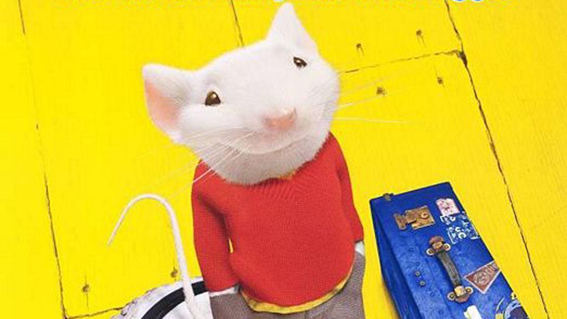 La famille s'agrandit avec l'arrivé d'un frère… qui est une souris